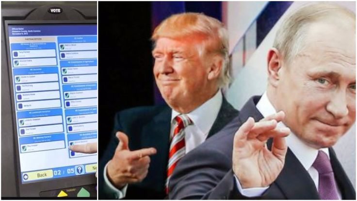 Collusion Smoking Gun As Russian Hacked Voter Data May Have Ended Up In Trumps Hands