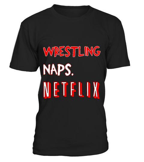 wrestling naps. netflix