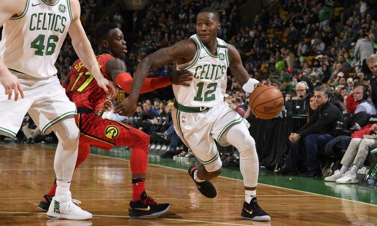 Boston Celtics vs. Atlanta Hawks – Final Scores Board Archive