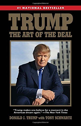Trump: The Art of the Deal by Donald J. Trump http://amzn.to/2nudJAj