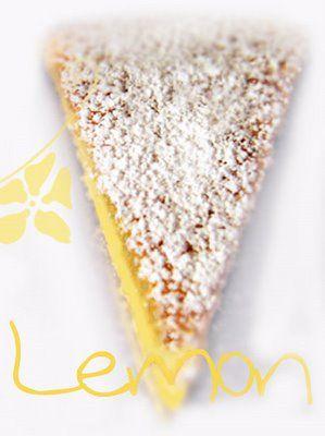 Lemon yogurt cake - and hey, it's gluten free