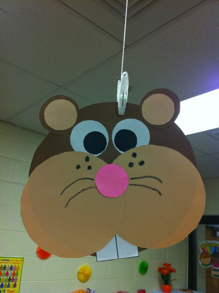 Groundhog Day Classroom Fun!