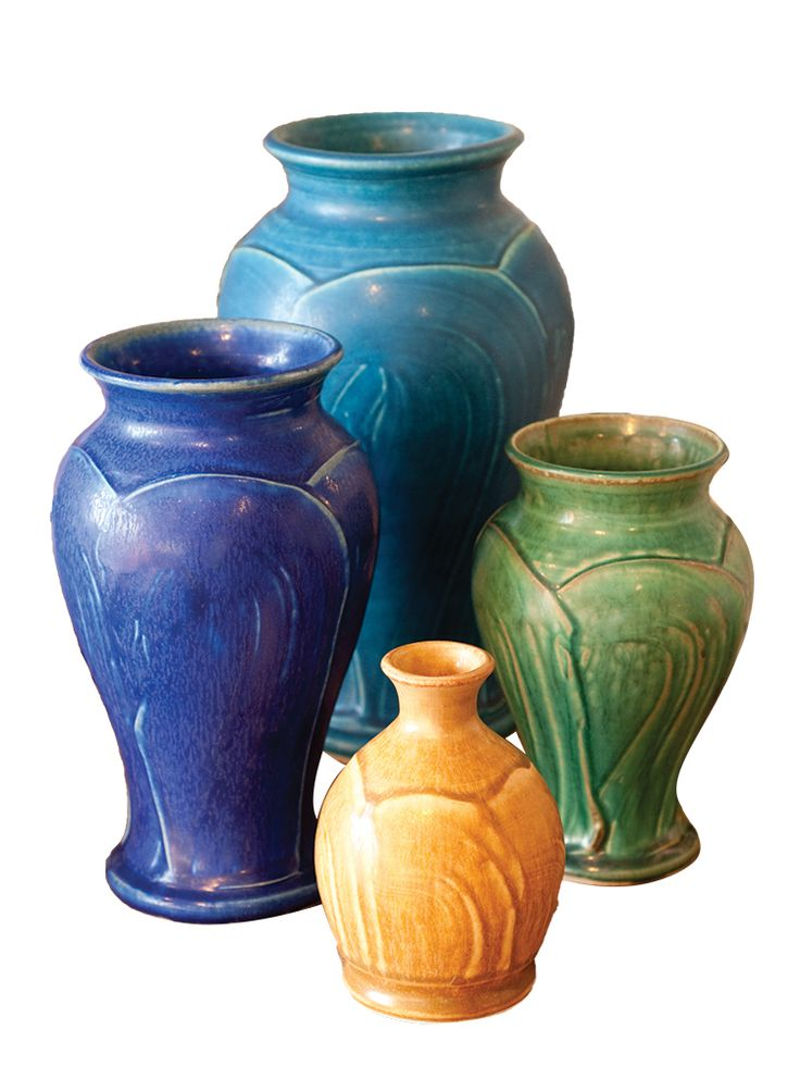 Pewabic Pottery has been making ceramics inspired by the arts and crafts movement since the early 1900s. Photo: Pewabic Pottery