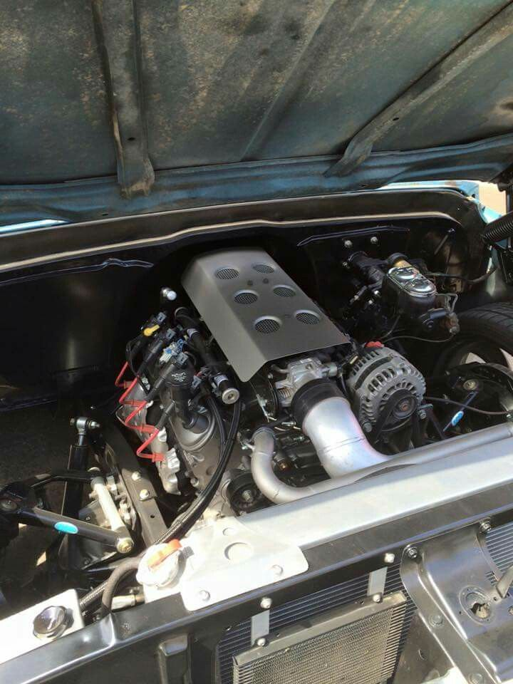 Ls Swap Engine Cover