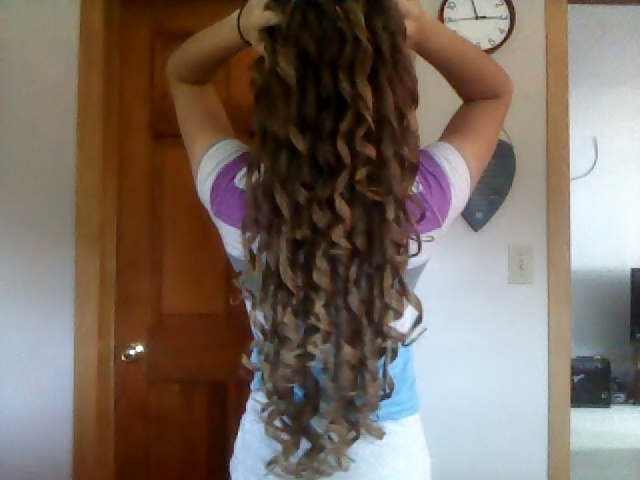 Prime 1000 Ideas About Spiral Curling Iron On Pinterest Tape In Hair Hairstyles For Women Draintrainus