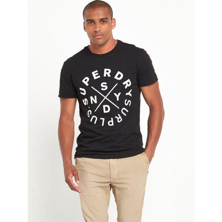john-andy.com   Superdry Surplus Graphic T-shirt