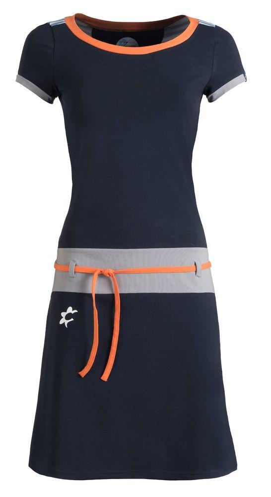 sportief stoer Zendee jurkje