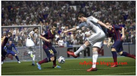 Tips Dan Trik Main FIFA 14