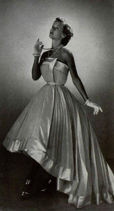 Schiaparelli Gown <3 1950.