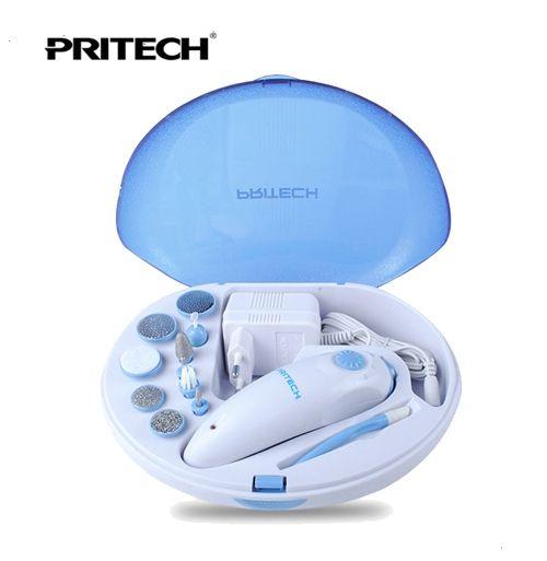 Placedubonheur.com 18.90€ Coffret Manucure Pédicure pour ongles rechargeable