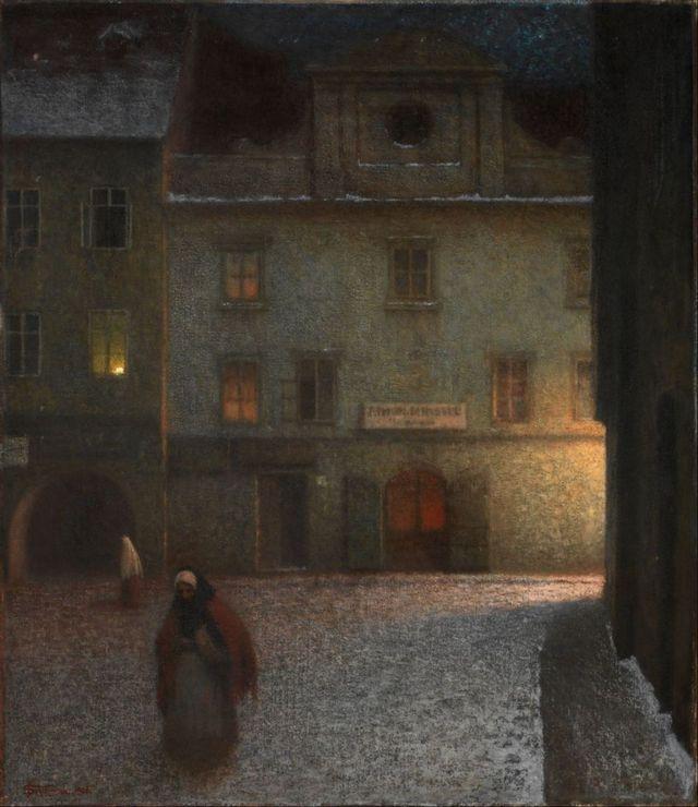 Twilight of the Soul: Jakub Schikaneder 2
