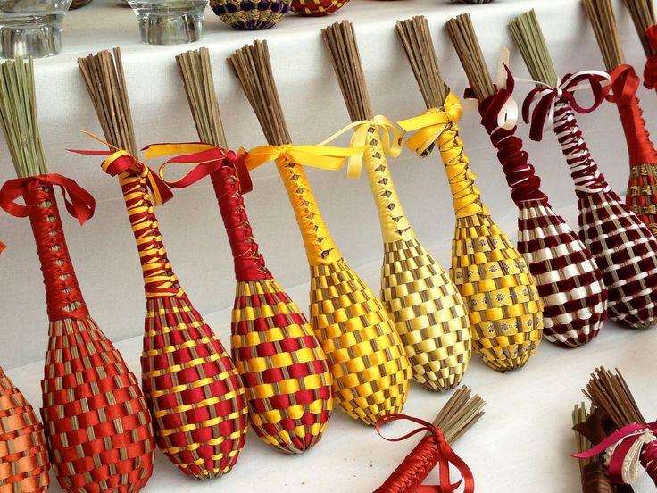 Lavender ribbon weaving - (artisan Provence)