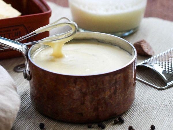 Простой сырный соус