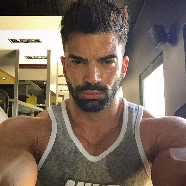 Sergi Constance | Beards and mustaches | Pinterest