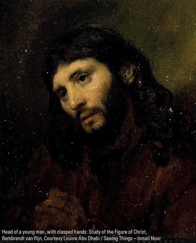 Prepare to be amazed by this iconic piece by #Rembrandt displayed at