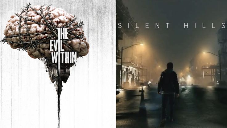 Shinji Mikami of Resident Evil fame and the upcoming The Evil Within. Hideo Kojima of Metal Gear fame and the upcoming Silent Hills. Let's get the two in the same room and have them talk horror games, shall we?