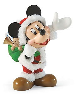 Mickey Mouse - Santa Mickey - Possible Dreams - World-Wide-Art.com
