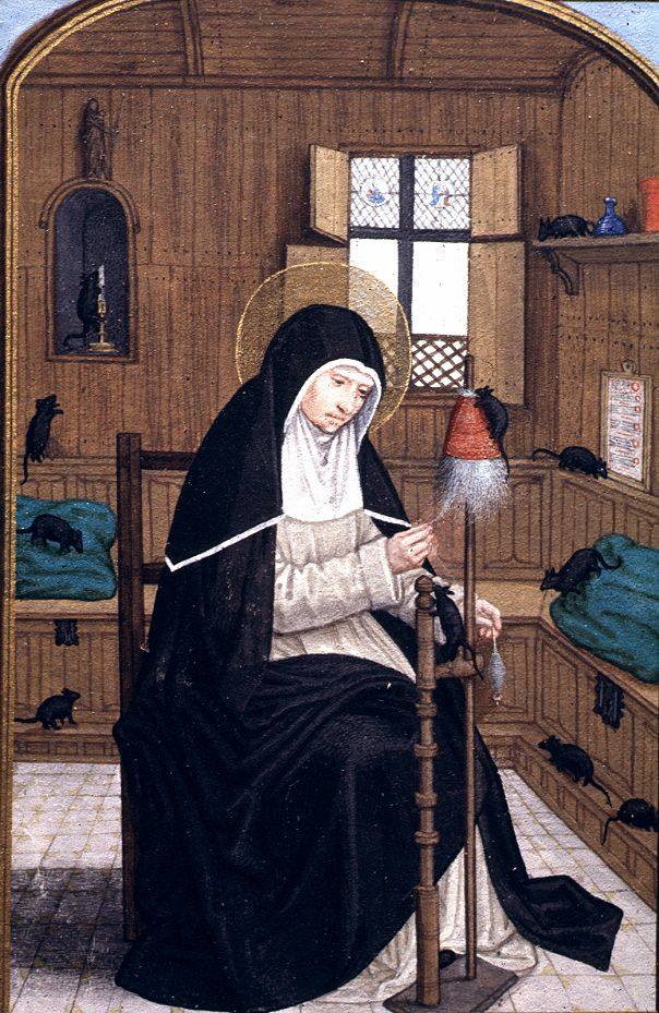 St. Gertrude the Great                                                                                                                                                                                 More