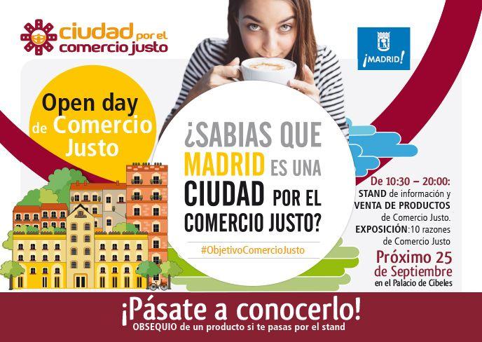 Semana Comercio Justo   Diario del Ayuntamiento de Madrid