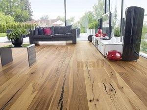 tiger oak floor