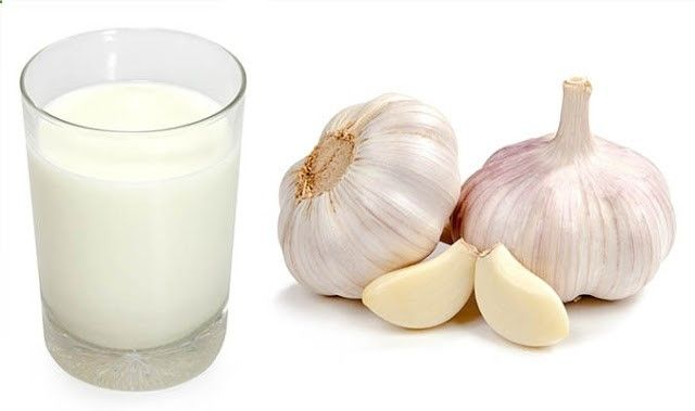 Garlic In Milk- Cures Asthma, Pneumonia, Tuberculosis, Cardiac Problems, Insomnia, Arthritis, Cough And Many Other Diseases! | Science Of Earth