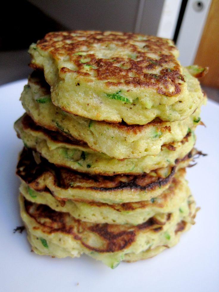 Nourishing Mondays: Zucchini Fritters - Blog - FOHBOH