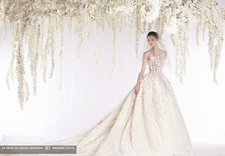 25 best firas abou hamdan images on pinterest summer for Ziad nakad wedding dresses prices