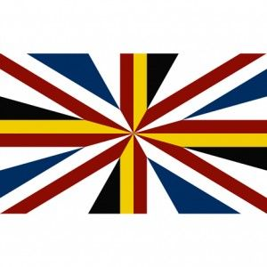 Glad it can stay the same. - Designs proposed for union jack  flag without Scotland