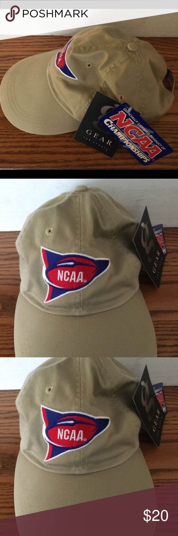 NCAA March Madness basketball Hat CBS Sports NCAA March Madness basketball Hat Cap Black CBS Sports Adjustable new with tags Accessories Hats
