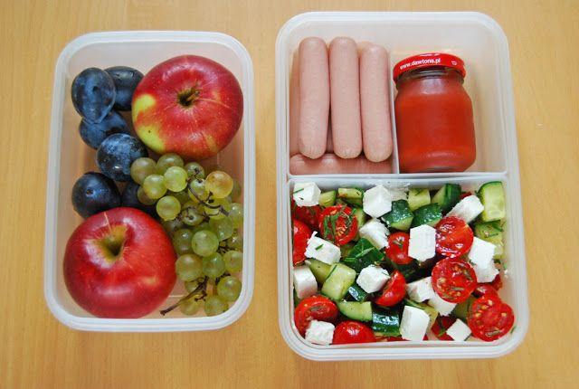 Moha Konyha: Bento box - bento doboz  virsli salátával