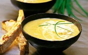 Thaisuppe med chilibrød Dejlig spicy suppe der smager og luner.