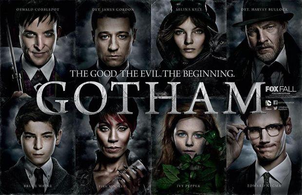 Bon plan : La série Gotham débarque sur TMC à partir du 03 Février !