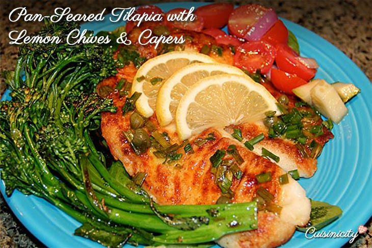 Pan-Seared-Tilapia-with-Lemon-Chives-&-Capers-r