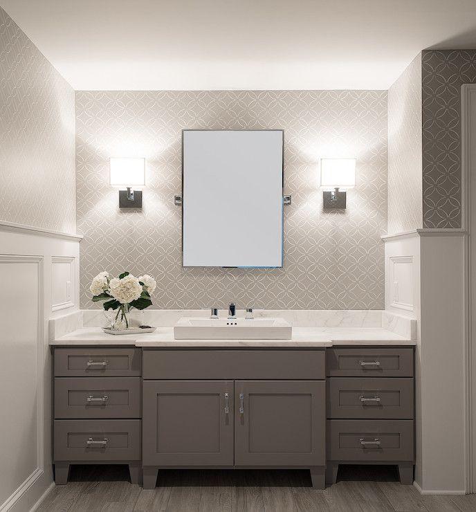 Favorite Things Friday. Grey Bathroom VanityGray ...