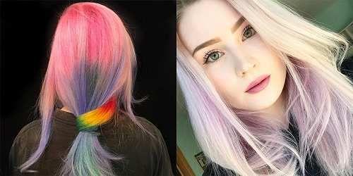Moda: #19 #ispirazioni per #capelli pastello da presentare al tuo hair colorist (link: http://ift.tt/2nLkKiA )
