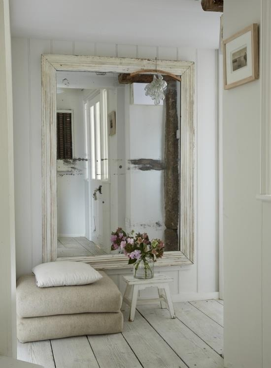 Beautiful giant, antique mirror