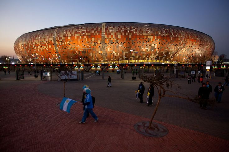 Soccer City, Johannesburg, South Africa