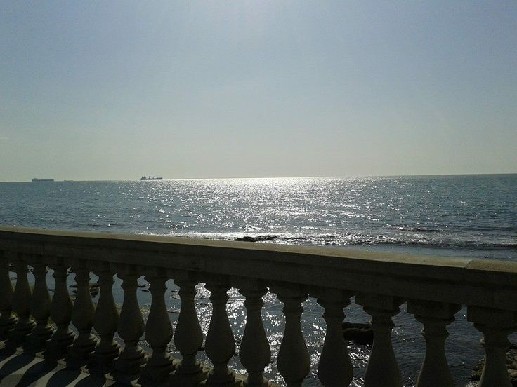 Livorno, Terrazza Mascagni, today.  #missing