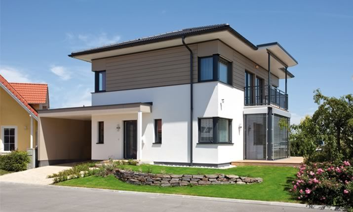 trend villa 146 hartl haus pinterest villas. Black Bedroom Furniture Sets. Home Design Ideas