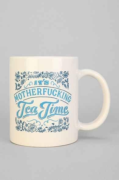 It's Tea Time Mug