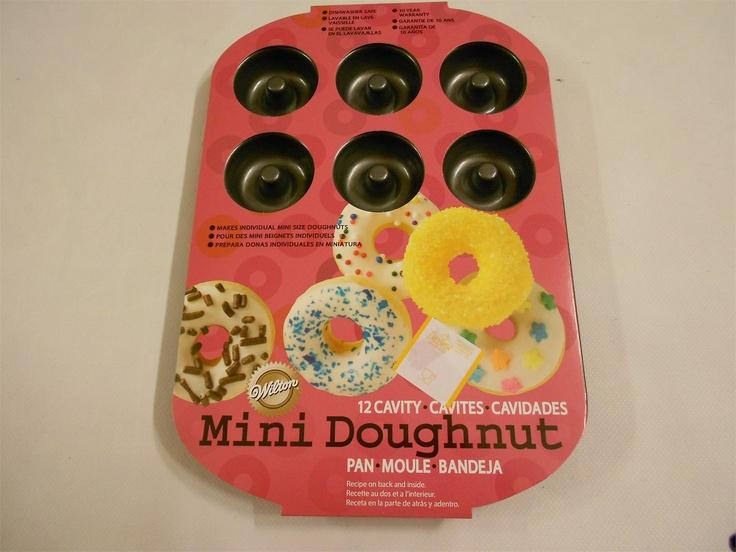 Teglia mini Doughnut