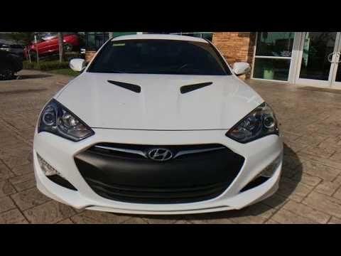 2015 Hyundai Genesis Coupe 3.8L R-Spec in Orlando FL 32810