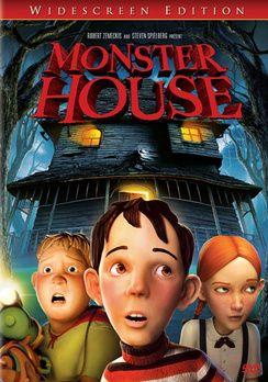 Monster House / Το τερατόσπιτο (2006) Μεταγλωτισμένο | cartooland