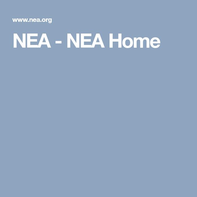 NEA - NEA Home