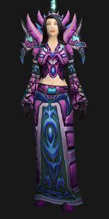 Vestments of Transcendence (Recolor) - Transmog Set - World of Warcraft