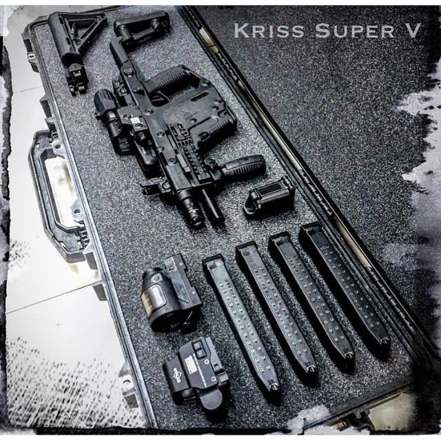 Krisss Load Out