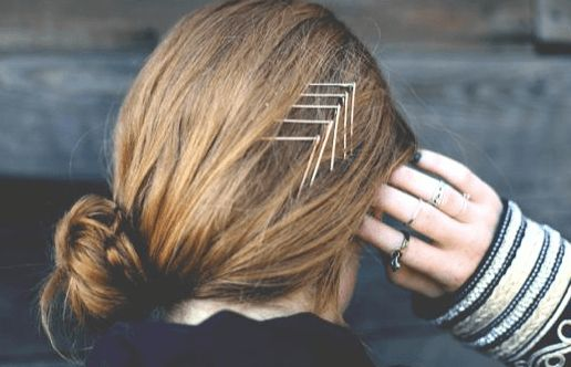 Arrow bobby pins  The Cutest Head Wraps For Your Hair • Page 7 of 12 • BoredBug