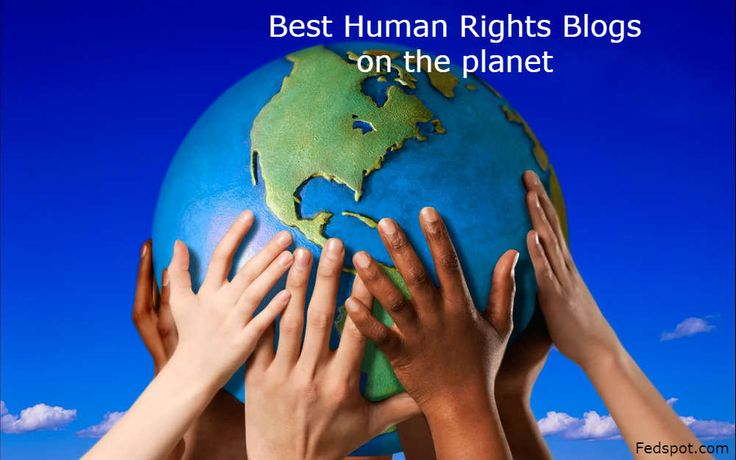 Top 40 Human Rights Blogs And Websites on the Web