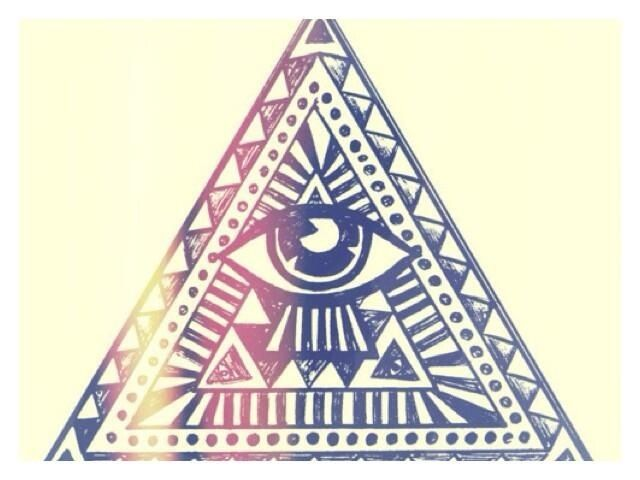 Cool Illuminati Eye