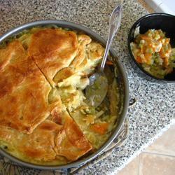 Chicken Pot Pie IX Allrecipes.com | Food | Pinterest